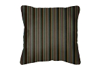 Throw Pillow in Sunbrella Hifi Glow 58023