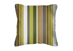 Throw Pillow in Sunbrella Carousel Limelite 7775