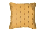 Sunbrella Throw pillow in Renata Dune 8027