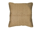 Sunbrella Throw pillow in Linen Straw 8314