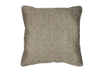 Throw Pillow in Sunbrella Linen Stone 8319