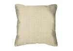 Throw Pillow in Sunbrella Linen Antique Beige 8322