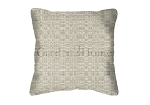 Sunbrella Throw pillow in Linen Silver 8351