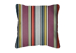 Throw Pillow in Sunbrella Icon Mystique 58009