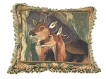 Aubusson Pillows - Deer Head (23