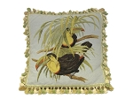 Needlepoint Pillow - Tucan (20