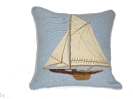 Needlepoint Pillow -  (20