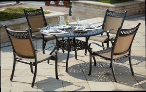 Mountain View 5-Pc Dining Set