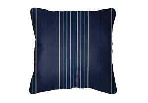 Sunbrella Throw pillow in Viento Nautical 40332-0006