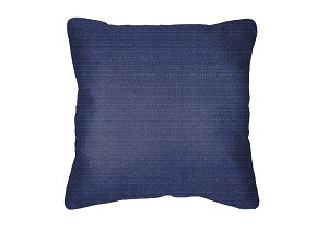 Sunbrella Throw pillow in Echo Midnight 8076